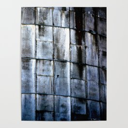 Silo Side Poster