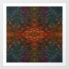 Abstract Beauty Art Print