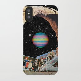 Destined to Destination iPhone Case