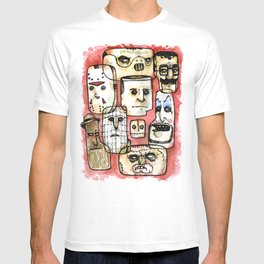 Oh The Horror T-shirt