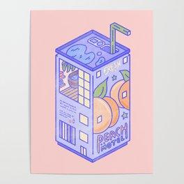 Peach Motel Poster
