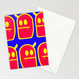 6 Mr. Grubbo And No More Stationery Cards