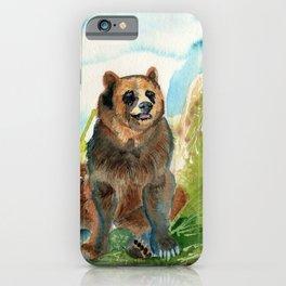 kodiak iPhone Case