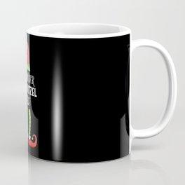 Schnitzel Elf Partnerlook Weihnachten Coffee Mug