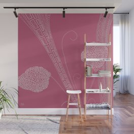 Fresh Lilacs  Wall Mural