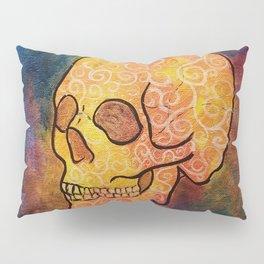 Skull 214 Pillow Sham