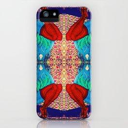 HOMBRE DE METAL - Serie HE iPhone Case