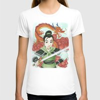mulan T-shirts featuring Mulan by Aimee Steinberger