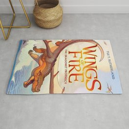 Wings of Fire - The Dragonet Prophecy Rug