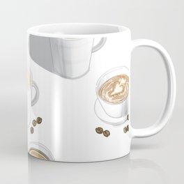 I Like Coffee Coffee Mug