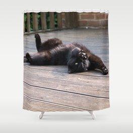 Binx - Grrr! Shower Curtain