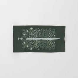 Flame of the West Hand & Bath Towel