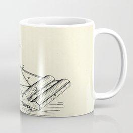 Floor Sweeper-1891 Coffee Mug