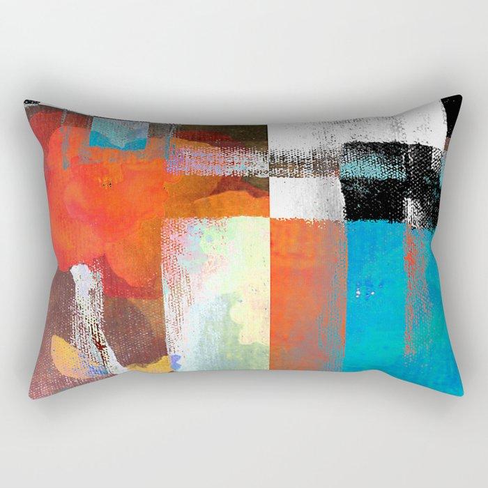 wallflowers Rectangular Pillow