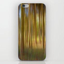 Concept nature : Magic woods iPhone Skin