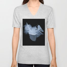 Twin Flame love Unisex V-Neck