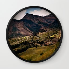 Journey to the Kings Castle Wall Clock