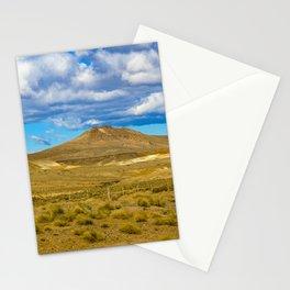 Patagonian Landscape Scene, Argentina Stationery Cards