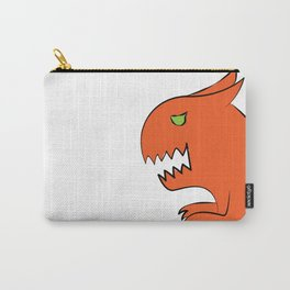 Dino-monster, the cat Carry-All Pouch