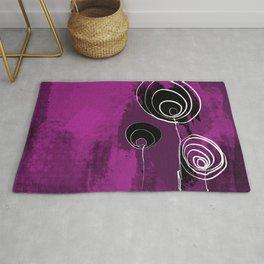 Purple Pops Rug