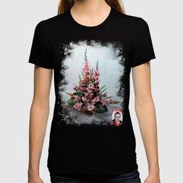 Bodegón de flores/Natureza morta de flores/Still life of flowers T-shirt