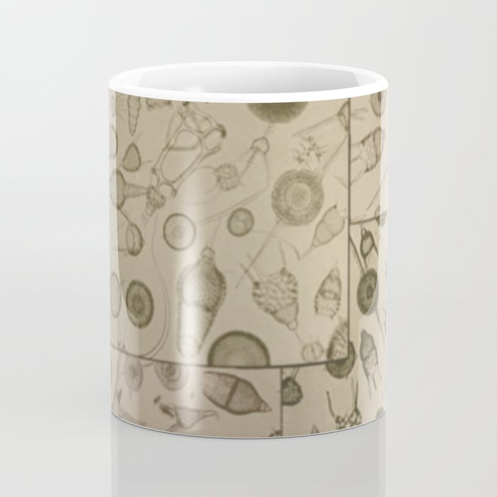 Diatom Design Coffee Mug