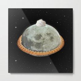 Moon Pie Metal Print