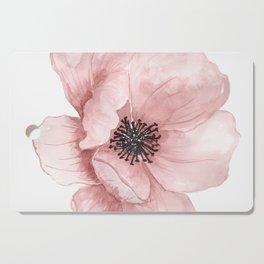 :D Flower Cutting Board