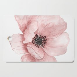 Flower 21 Art Cutting Board