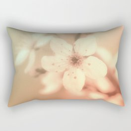 Flowering time fantasy Rectangular Pillow