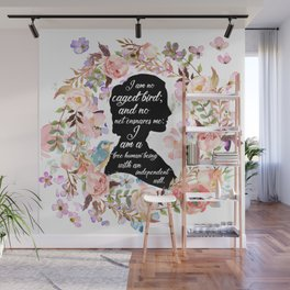 Jane Eyre Quote Wall Mural