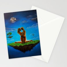 We Are One (Come Together) Stationery Cards