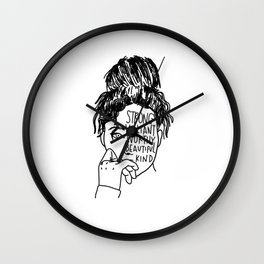 Women Are... Wall Clock
