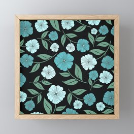 Wildflower Dreams Framed Mini Art Print