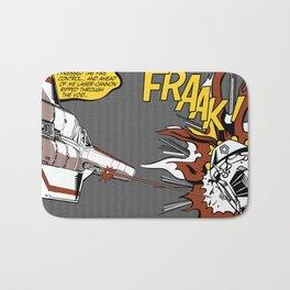 FRAAK! Bath Mat