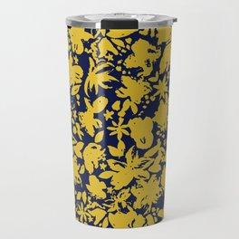 Summer Bloom Travel Mug