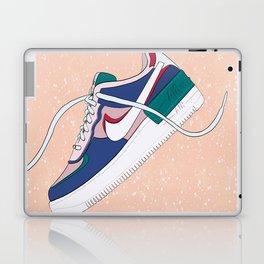 Air Force Sneakers Laptop & iPad Skin