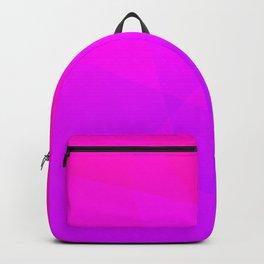 Pinkish Purple Backpack