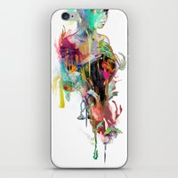 archan nair iPhone & iPod Skins featuring Far Away by Archan Nair