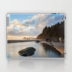 Setting Sun At Moonstone Laptop & iPad Skin