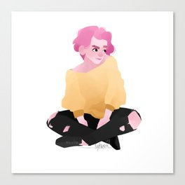 Tonks Canvas Print