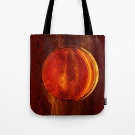 meditation orange Tote Bag