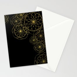 almost floral Stationery Cards