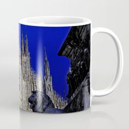 The Lion and Duomo Coffee Mug