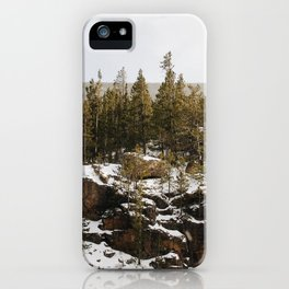Lanscapes iPhone Case