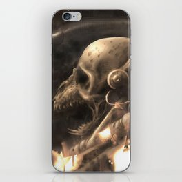 Fallen Conqueror iPhone Skin