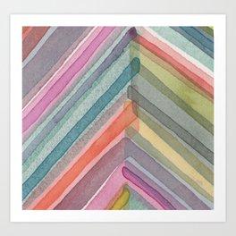 Pivot in Prism Art Print