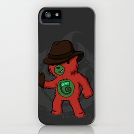 Freddy Kruebear iPhone Case