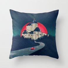 Tarabas Throw Pillow