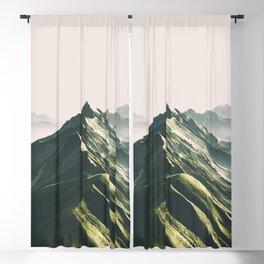 Green Mountains Blackout Curtain